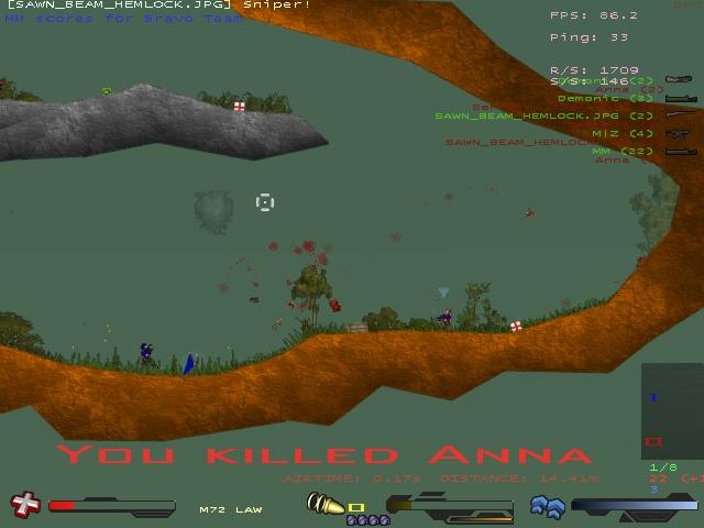Soldat 1.3.1 Ekran Görüntüleri - 2